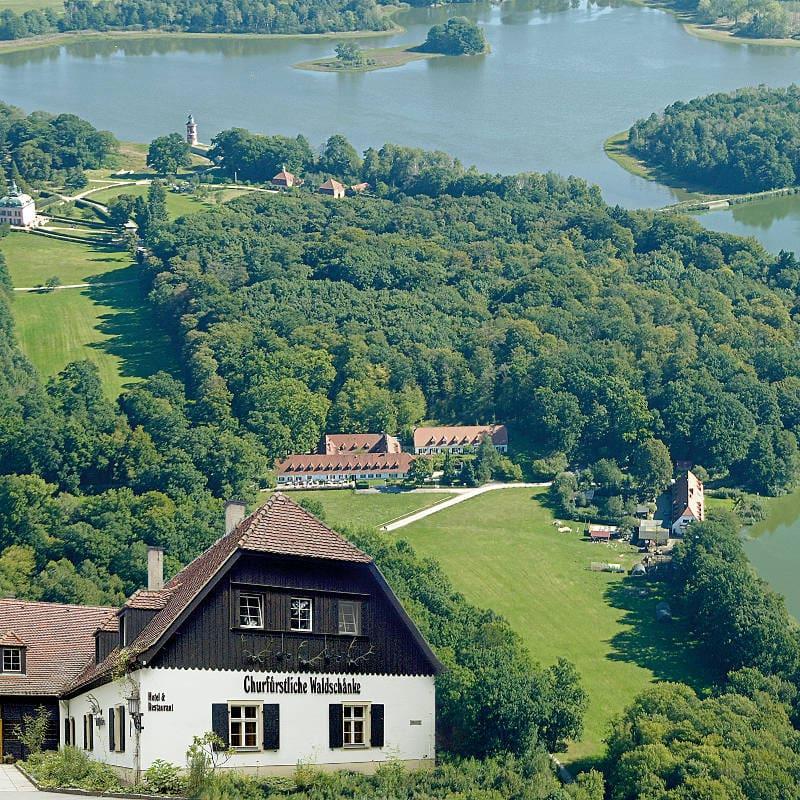 Churfuerstliche Waldschaenke Moritzburg - Heiraten mit Stil ...
