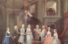Die Hochzeit von Stephen Beckingham und Mary Cox